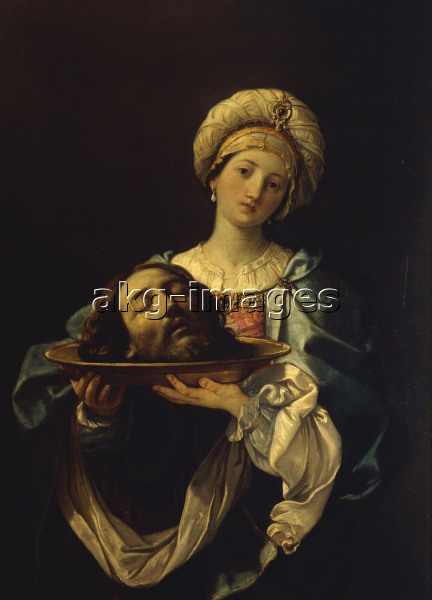 G.Reni / Salome with St. John's head