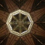 Ely, Kathedrale, Oktogon / Foto - Ely, Cathedrale, Octagon / Photo - Ely (Cambridgeshire, Angleterre), cathédrale d'Ely (gothique