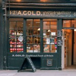 A Gold Old Spitalfields Market, London, United Kingdom,
