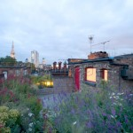 Shoreditch warehouse redevelopment. By Affect-T architects.