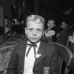 Young boy with quiff / 1959