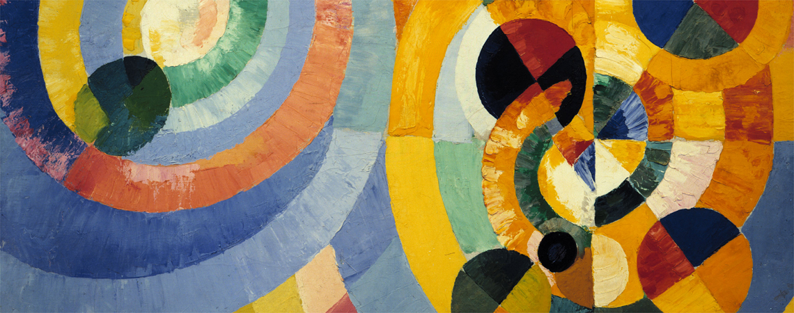 Robert Delauny / Circle Forms / 1930