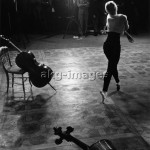 1FK-4890-F1959-1  Ballerina Claude Bessy on stage, 1959.  © akg-images / Ingi