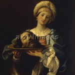 2-R42-C11-1630-10, Guido Reni, 'Salome with the Head of John the Baptist', 1630 © akg-images / Pirozzi