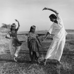 Dance lesson in India, 1960sPhoto: akg-images / Paul Almasy
