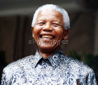 Nelson Mandela / Foto 1999 - Nelson Mandela / Photo 1999 - N. Mandela / 'Freedom of the City of Durban' / 16 avril 1999