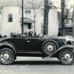 Willys Whippet Four Willys Whippet Four Roadster, 1920s. akg-images