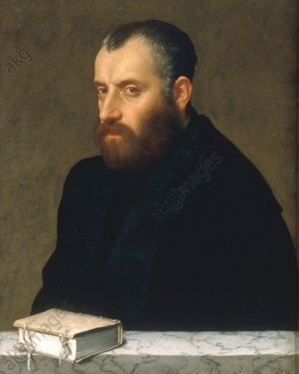 Moroni, Portrait of a scholar