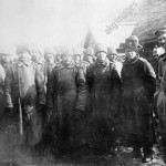 Gefangene russische Soldaten, 1916 / Captured Russian soldiers, 1916 ©akg-images