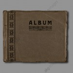 """Album"" mit Amateuraufnahmen aus dem besetzten Litauen und Polen in der Zeit des 1. Weltkrieges, 1916 / Album with amateur photographs from occupied Poland and Lithuania at the time of the First World War ©akg-images"
