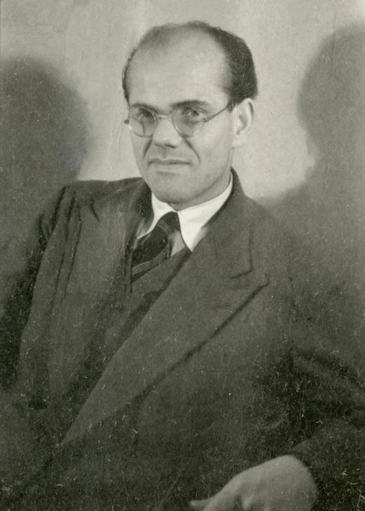 Founder Wilfried Göpel in the 1950s   Ⓒ akg-images