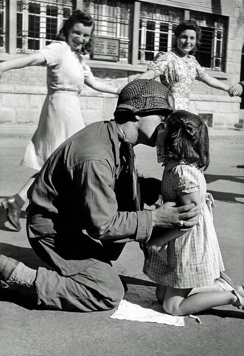 Liberation of France, World War II  © akg-images / Tony Vaccaro